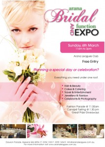 Trade show flyers
